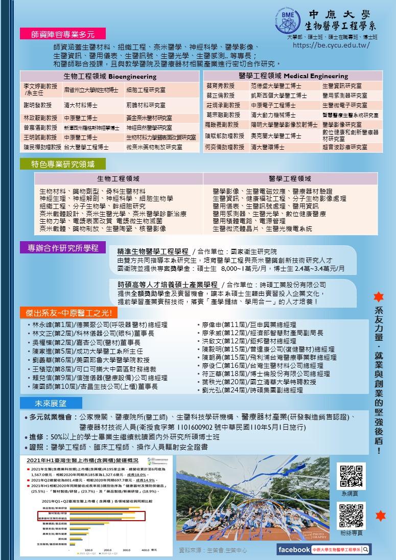 中原醫工系簡介DM110.09版V2-2